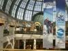 """""""Zimní"""" nálada v obchodním centru Dubaj Mall"""